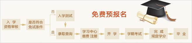 知金上海远程教育免费预报名流程